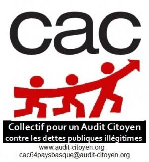 logo cac64pb drapeau