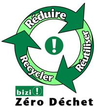 zéro-déchet logo