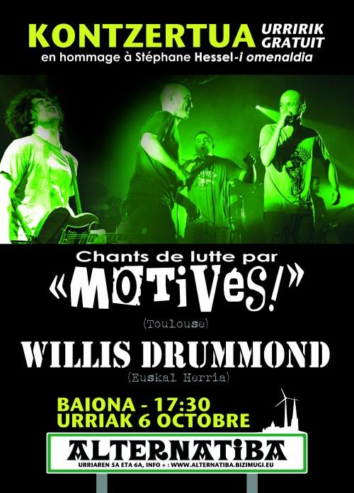 concert Alternatiba bilingue