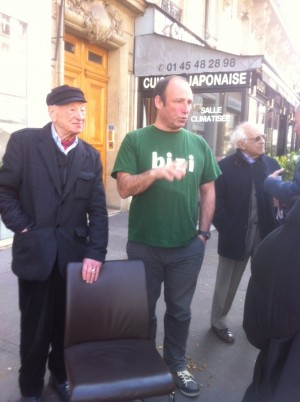 HSBC-Edgar Morin solidaire de Bizi