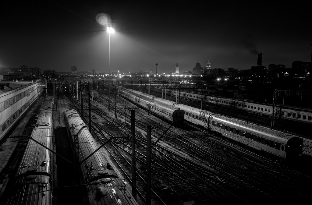 Rencontre train de nuit