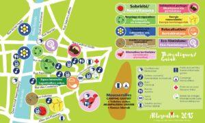 Plan du site Alternatiba 2018
