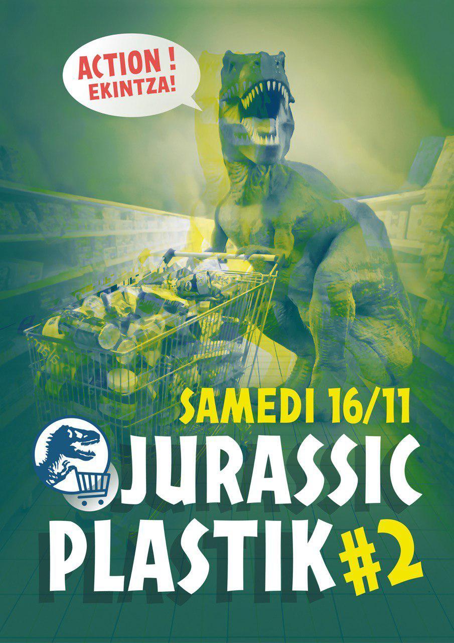 Jurassic plastik 2
