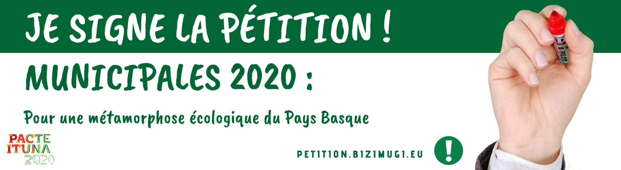 Bandeau blog je signe pétition FR